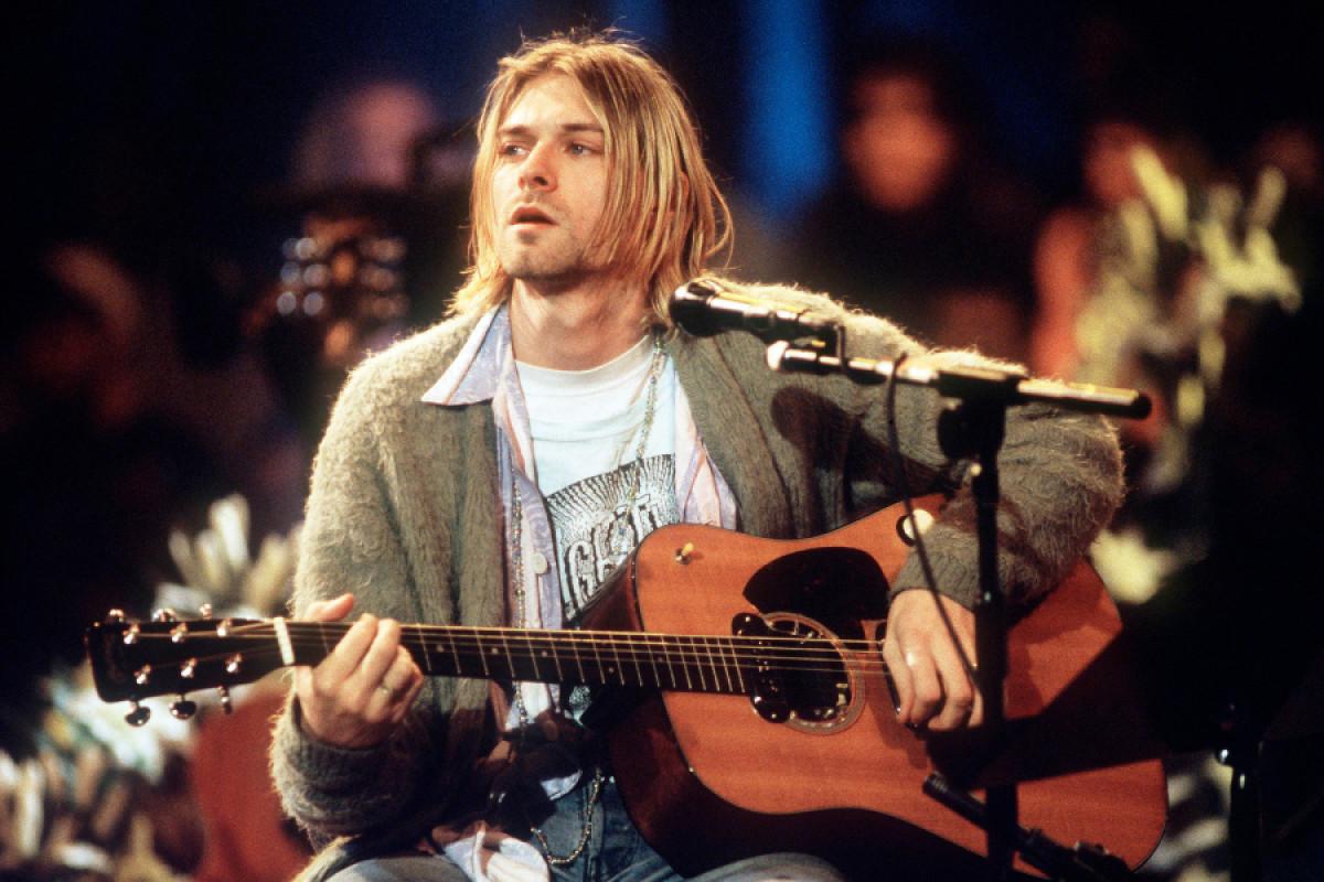 Kurt Cobain, venduta chitarra a cifra record