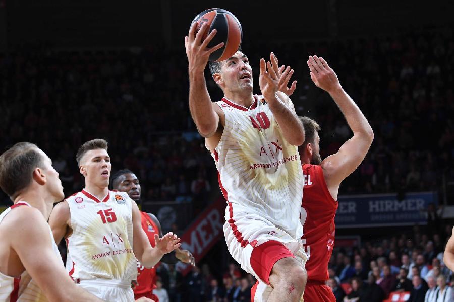 Basket: Luis Scola abbandona l'Eurolega