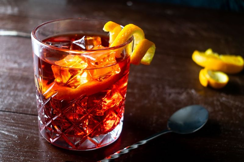 Dall'Americano al Negroni, la storia di un cocktail