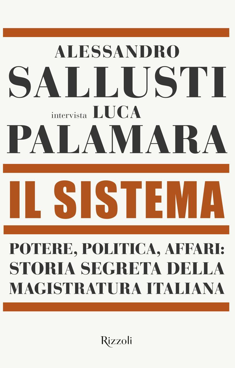 Luca Palamara, libro-intervista di Alessandro Sallusti